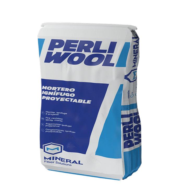 Perliwool protección pasiva al fuego - Aislantes de borra